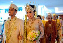 Alitya & Rangga by MyDiamonds Wedding