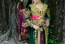 Balinese Prawedding by Tjandra Photography Wedding Experience