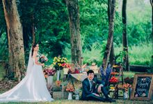 Pre-Wedding Shoot For Kai and Maureen by Clara Song Make Up