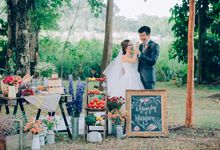 Farmers Market Inspired Rustic Pre-Wedding Shoot by Styled Story