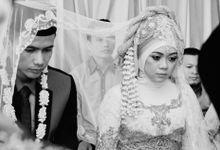Wedding Wiwit  & Eka by SekawanKumbang Photography