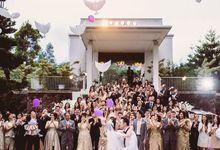 The Wedding of Ivan & Janice by Gedong Putih
