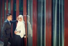 Tebe & Tata Prewedding by Abstract Photography