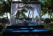 Wedding Themes at Rasa Sayang by Shangri-La Rasa Sayang Resort
