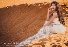 Overseas Pre-wedding photography work portfolio - Vietnam by Vincent Lee Photography
