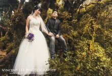 Local Pre Wedding Pre wedding portfolio by Vincent Lee Photography