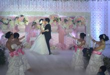 Wedding of Anastasia & Komang by Fairy Tale Exclusive Dance