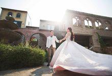 Billy & Gynna - PRE WEDDING by Marvello Photoworks