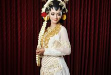 photoshoot by yuli rias pengantin