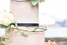 Simply Elegant - SYDNEY by Ivoire Cake Design