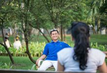 Prewedding Irsan & Dhinnie by putragraphy