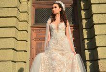 Zurich bride by Harry Lam