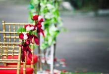 Masons at Gillman Barracks by Audrey's Floral Management