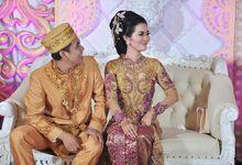 Numan & Puji Ngunduh Mantu by Our Wedding & Event Organizer