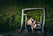 Propose Dinner of Rionaldo & Nanny by Elysian Photo