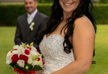 wedding photographer by Remington Photography