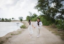 Prewedding of Vincen & Fenita by Alluvio