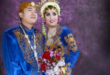 Dewi & Aan Wedding by Ngantermoto Photography