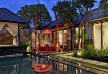 THE KHAYANGAN DREAMS VILLA SEMINYAK HONEYMOON PACKAGE 3D2N by Honeymoonku.com