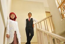 Prewedding Photo of Damba & Berlinda by Azila Villa