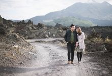 Prewedding of Gerardo & Yoselyn by Alluvio