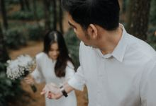 The Prewedding of Rendy & Szara by Kimi and Smith Pictures