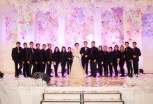 Leo & Vanessa Wedding by Devotion Event Organizer