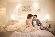 Prewedding by Four Points by Sheraton Bandung