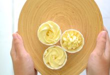 Cupcakes - Gifts/favours by The Artisan's Apron