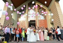 Stefanus and Fenny Wedding by Athalia Wedding Planner