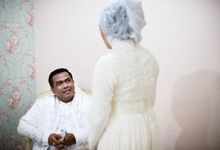 Michi and Gunawan intimate wedding by: Gofotovideo by GoFotoVideo
