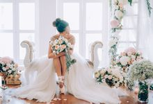 Ballet-Inspired Styled Shoot with Melissa Koh by Flower Story
