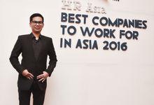 HR Asia Award by DJ Perpi