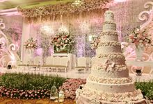 Wedding Decorations by JW Marriott Hotel Jakarta