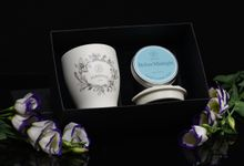 wedding guest gift collection by perenne fragrance