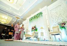 Tasha & Isa - simple ethnic beautiful wedding by SEDJOLI WEDDING ORGANIZER