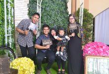 THE WEDDING - Rizki & Diar by Sudutfoto Photo Booth