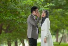 Ardhi & Citra Prewedding by Abstract Photography