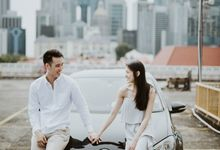 Victoria & Bryan - Pre Wedding by The Beautiful Moment Photography