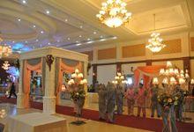 Wedding at Braja Mustika by BRAJA MUSTIKA Hotel & Convention Centre