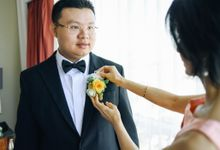WEDDING OF WIJAYA & DEFI by Fairytale Organizer