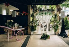 ALLAN AND VONNY HOLY MATRIMONY by limitless portraiture