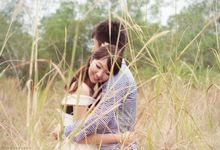 Jason & Elena at La Lang Field by Zion Photography