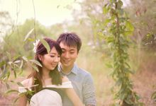 Jason & Elena at La Lang Field II by Zion Photography