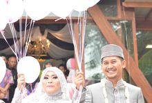 Eka & Vierna Wedding by Bagus Putra Photography