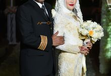 Bunga & Rizal Wedding by Harbot Photography