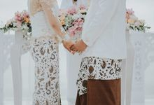 Andrew & Mylene Beautiful Wedding in Bali by Vilia Wedding Planner