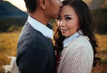 STEVANUS AND IRENE SECOND ENGAGEMENT PHOTOSHOOT by limitless portraiture