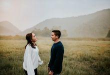 prewedding firman & gladys by akar photography