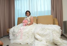 wedding jean & mario by Cien MUA & Bridal